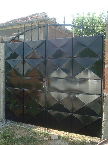 metalni vrati dvorni 1